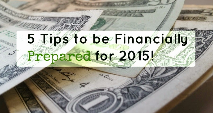 5 Tips to be Financially Prepared for the New Year