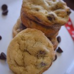 Amazingly Soft Chocolate Chip Cookies