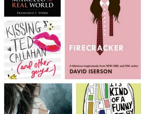 June Chapter Chats: A round up of what I've read recently. Winners include Firecracker by David Iseron. Eh's include Kissing Ted Callahan by Amy Spaulding. Losers include It's Kind of a Funny Story. // Life with Rosie Blog