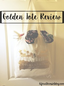 Sponsored: Golden Tote Review. A clothing subscription service I tried and my honest opinions about it // Life with Rosie