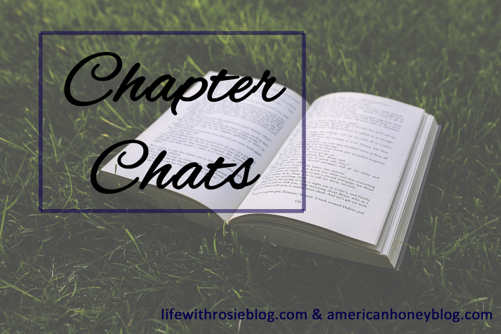 September Chapter Chats Link Up // Life with Rosie