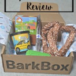 August Barkbox Review