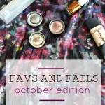 Favs and Fails October