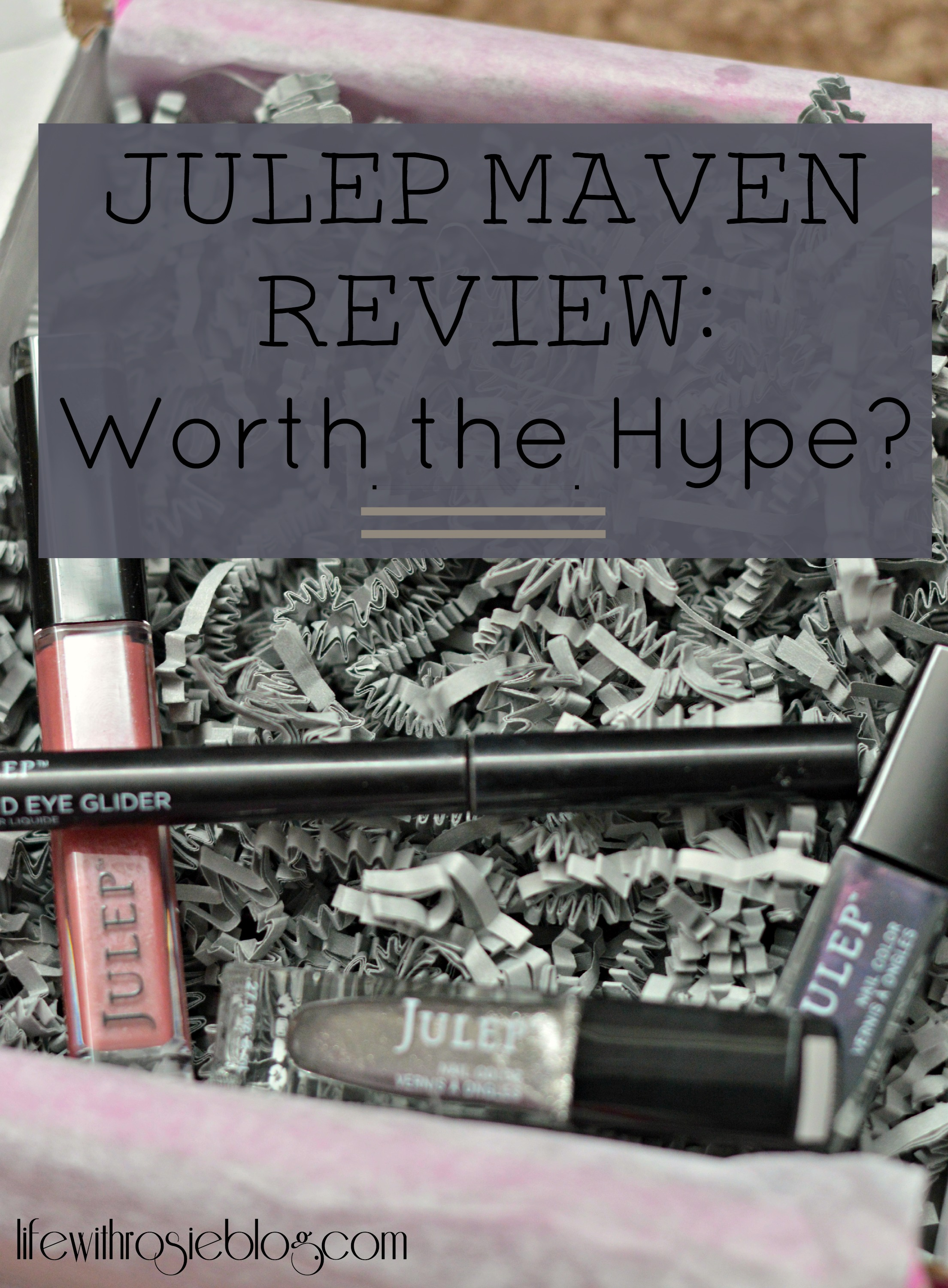 Julep Maven Review: Is it worth the hype? Before you sign up for this subscription box, you must read about my experience with it! // Life with Rosie