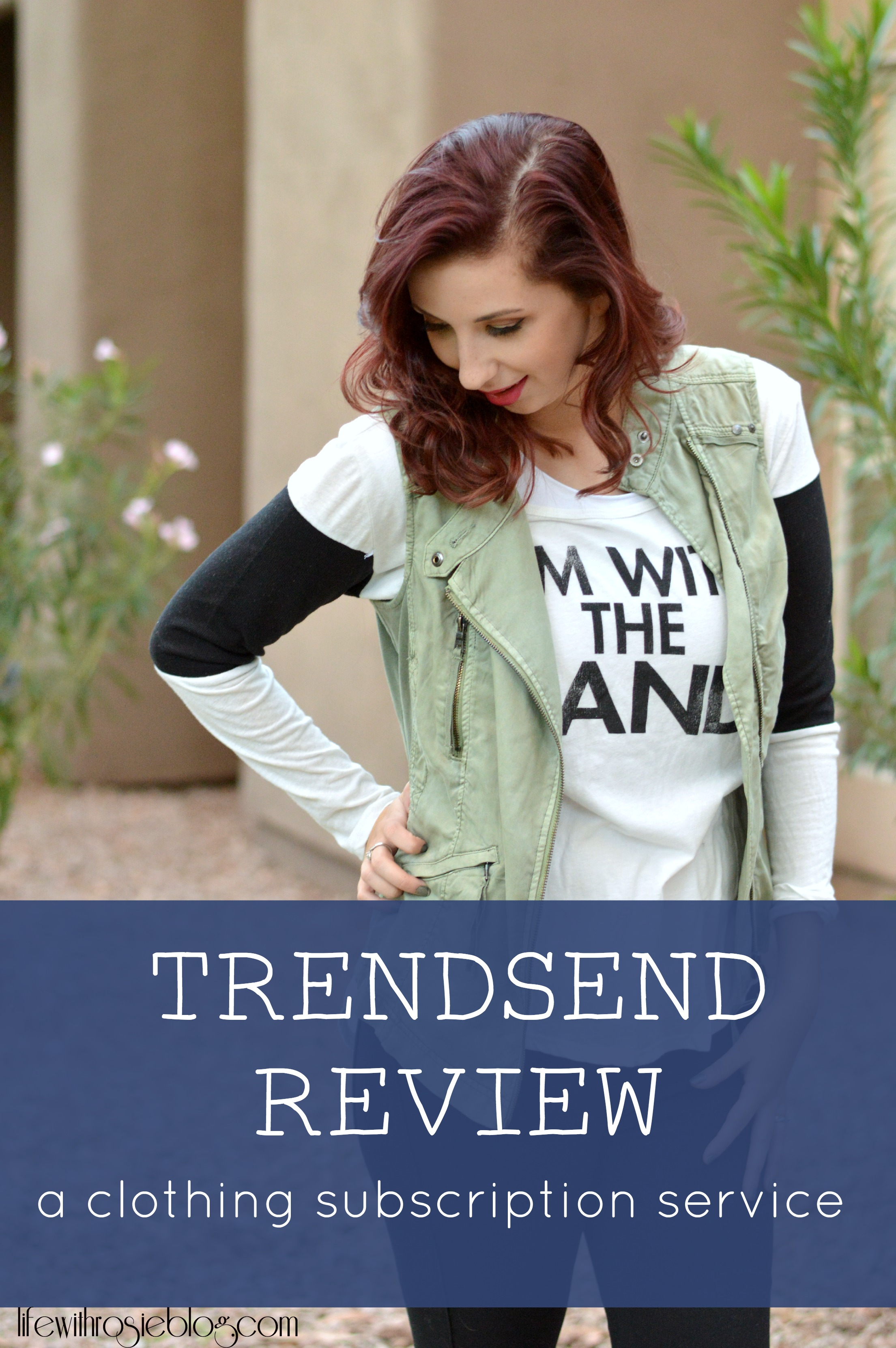 Trendsend Review - A clothing subscription service that might be better than Stitchfix. If you've been disappointed with your fixes or feel like the prices have been too high, Trendsend is the clothing subscription box to try // Life with Rosie