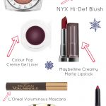 Gift Guide for the Makeup Lover (Drugstore Edition)
