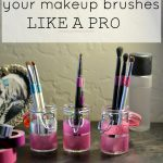 How to Organize Your Makeup Brushes like a Pro