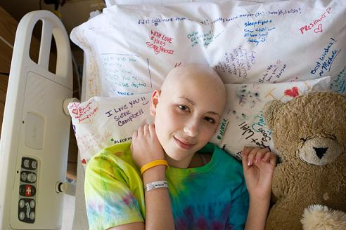 Dear 16-Year-Old-Me: You've got this. You can beat this cancer // Life with Rosie