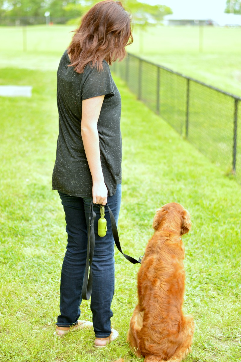 New skinny jeans from the Orvis Spring 2016 line! Perfect for adventuring with your dog! // www.heytherechelsie.com #ad