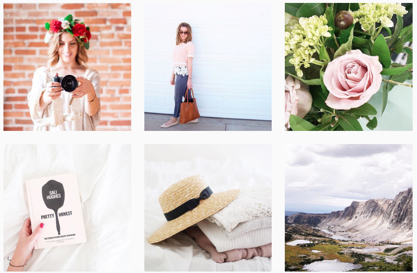 6 Reasons Why I Follow You on Instagram featuring these beautiful photos from A Balancing Peach // Hey There, Chelsie