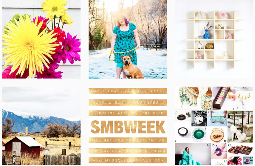 6 Reasons Why I Follow You on Instagram featuring My So Called Chaos // Hey There Chelsie