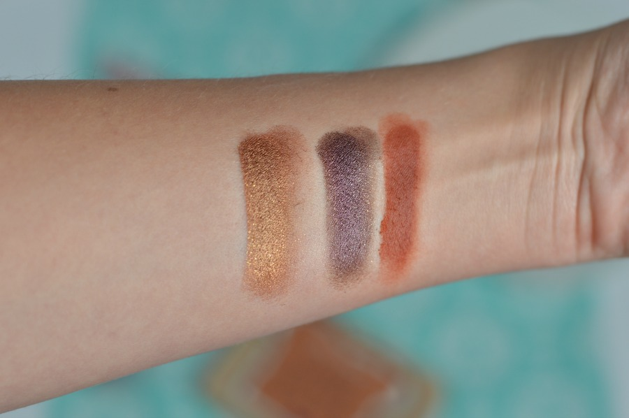 Too Faced Peanut Butter & Jelly Palette Swatches // Hey There Chelsie