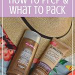 Cruise Vacation 101: How to Prep & What to Pack