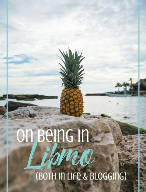 On Being in Limbo (Both in Blogging & Life)
