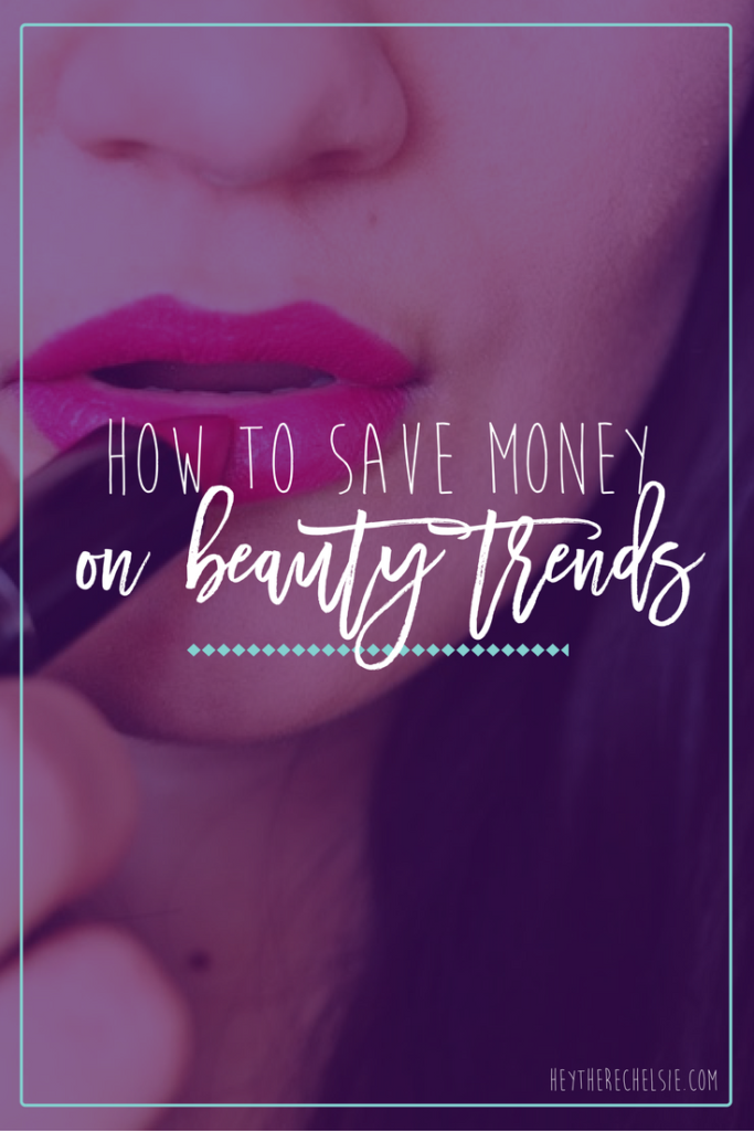How to save money on beauty trends. Beauty trends are so fun to experiment with, but can be pretty pricey! I'm sharing my number one trick to saving a ton of money when I try a new beauty trend, like eyelash extensions or a balayage hair coloring // Hey There, Chelsie #ad #Groupon