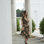 Autumn Fashion Find: Fall Floral Dress