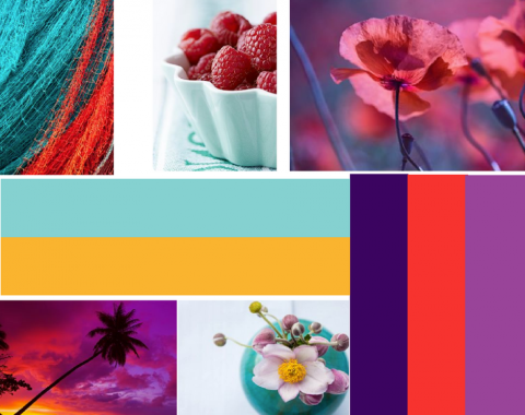 HTC Updated Color Scheme & Blog Branding // Hey There, Chelsie