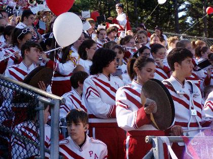 Pinkerton Academy Marching Band // Hey There, Chelsie