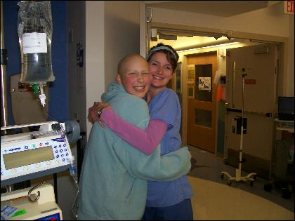 Last Day of Chemotherapy // Hey There, Chelsie