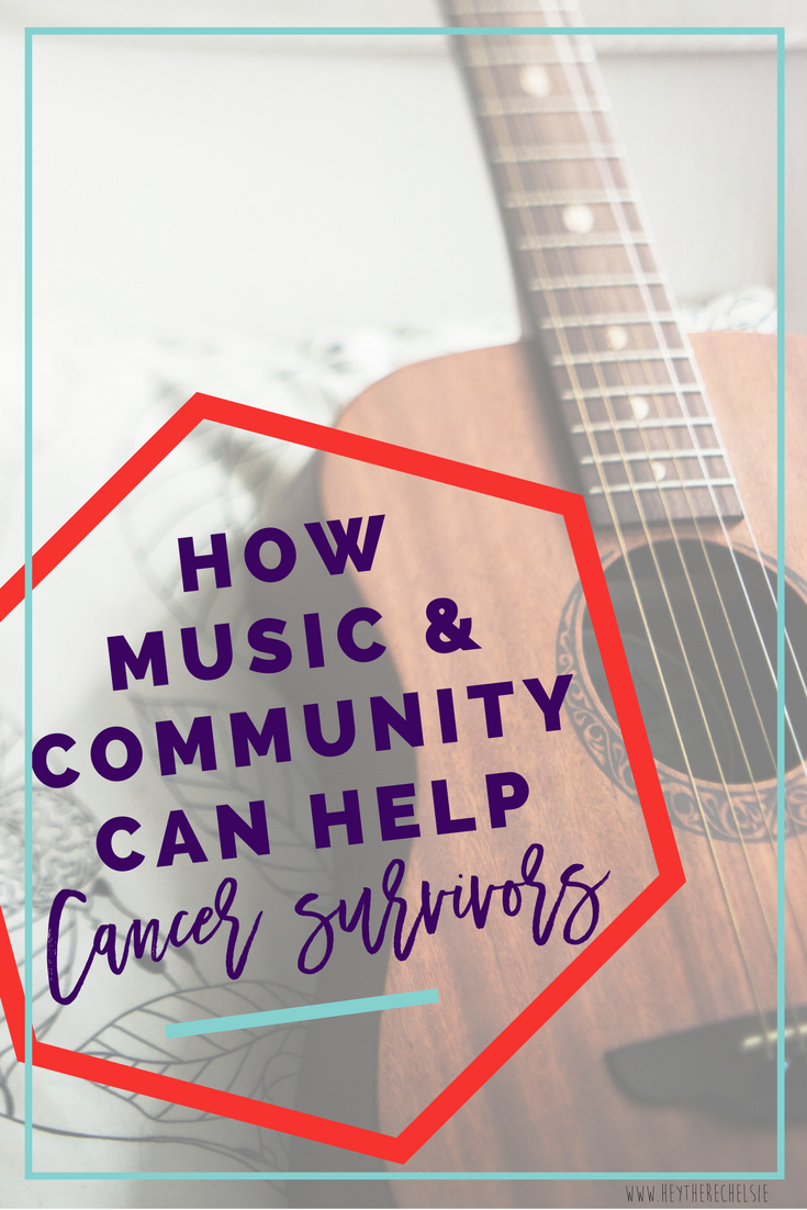 How Music & Community can Help Cancer Survivors - sharing a bit of my personal story of my experience with pediatric cancer, how music is helping cancer survivors everywhere and what you can do today to help us get closer to finding cures! // Hey There, Chelsie