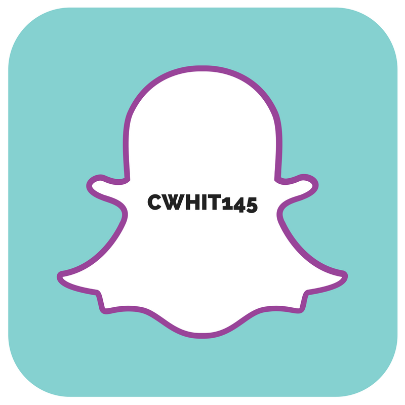 Snapchat: Follow Hey There, Chelsie on Snapchat! //