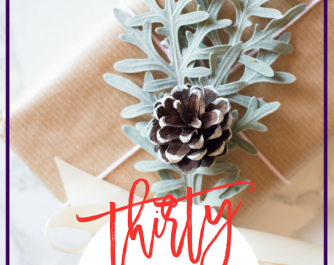 Looking to step up your Instagram this holiday season? Here's a fun Instagram challenge AND 30 holiday photo ideas for Instagram! Spread some holiday cheer and grow your instagram with these holiday photo ideas! // Hey There, Chelsie