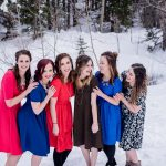 Winter to Spring Dress Ideas with Lularoe & Giveaway