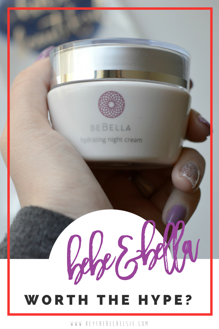 Worth the Hype? Bebe & Bella Skincare - get 20% off your order here: http://primp.in/Kw3hleP02N #ad #BeBeBellaPRIMP // Hey There, Chelsie