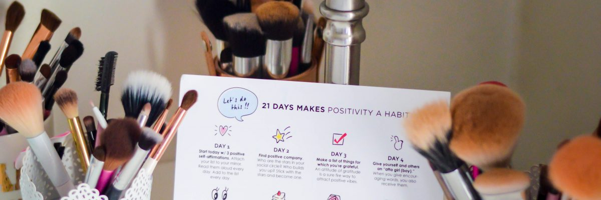 21 Day Positivity Challenge (& How it Changed My Life)