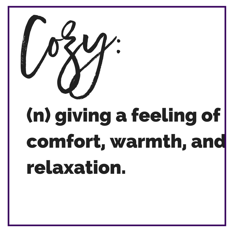 15 Ways to Stay Cozy during the Holidays // Hey There, Chelsie