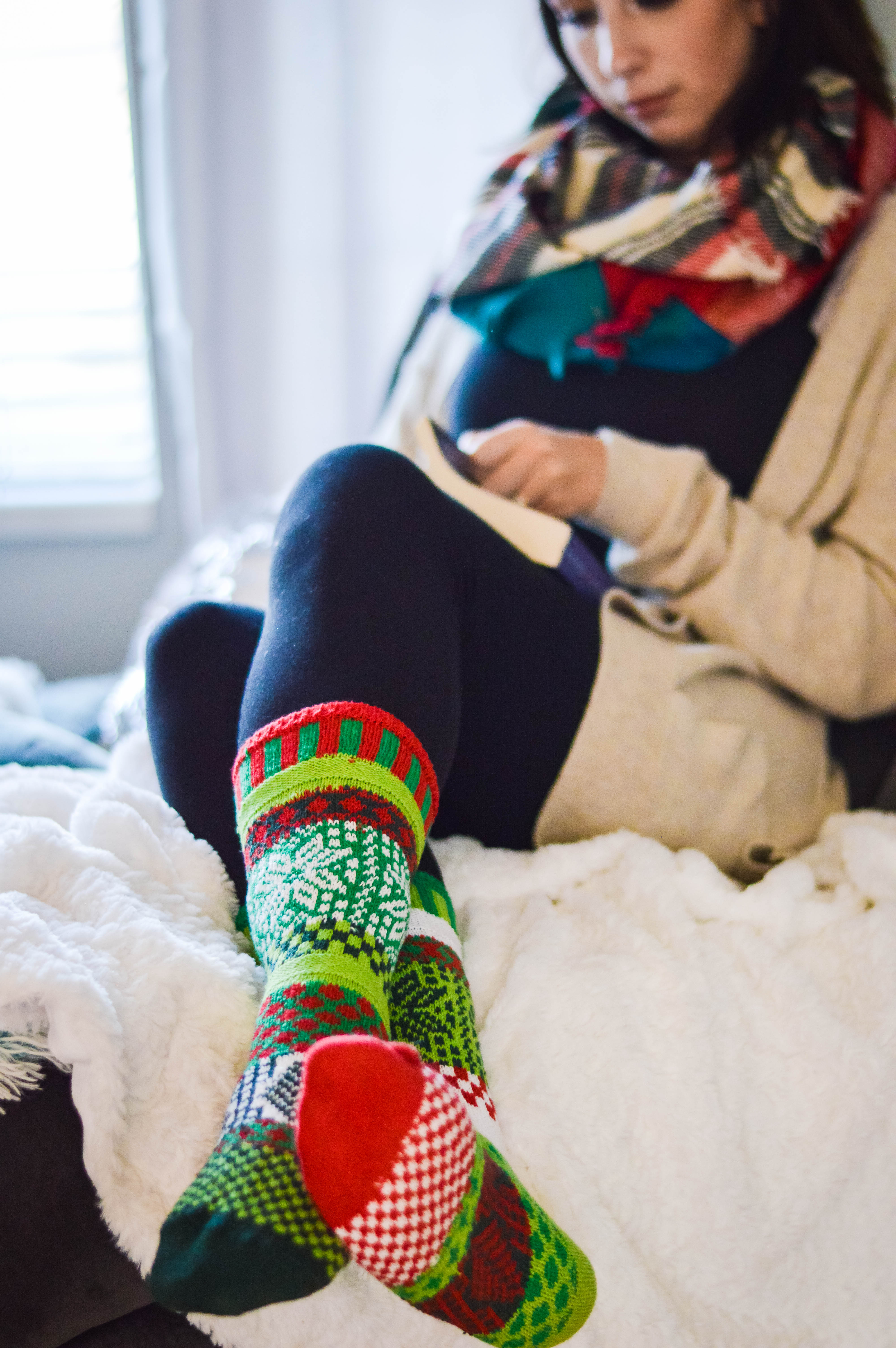 15 Ways to Stay Cozy this Holiday Season // Hey There, Chelsie