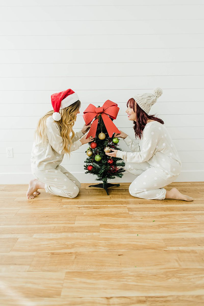 Winter Pajama Ideas for Women // Women's Winter Pajamas // Women's Pajamas - Hey There, Chelsie