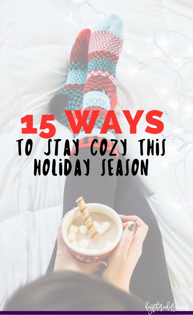 15 Ways to Stay Cozy this Fall with Solmate Socks // #SolemateSocks #clvr #sponsored // Hey There, Chelsie