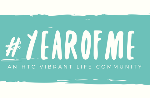 #yearofme: HTC Vibrant Life Community - a space for women to gather and support one another in their journeys of self-development and growth.