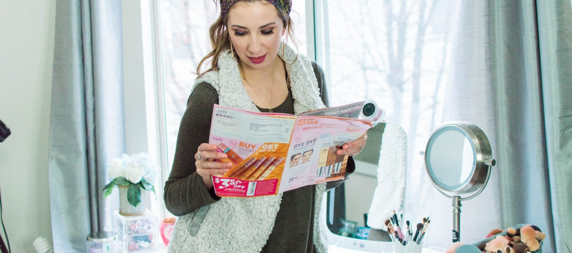 Ulta's 21 Days of Beauty Guide - March 2018