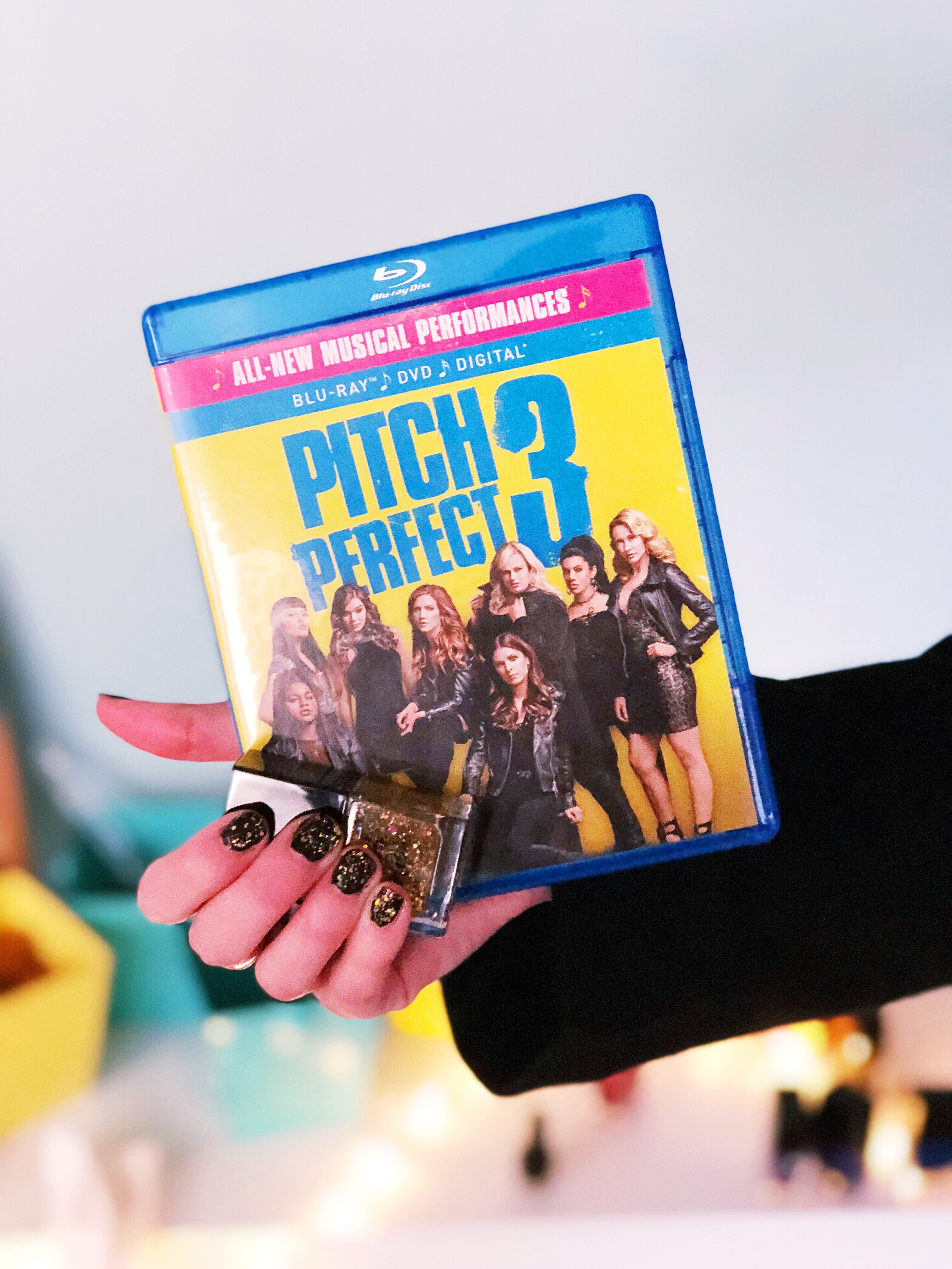 Pitch Perfect 3 Birthday Party Idea // Hey There, Chelsie