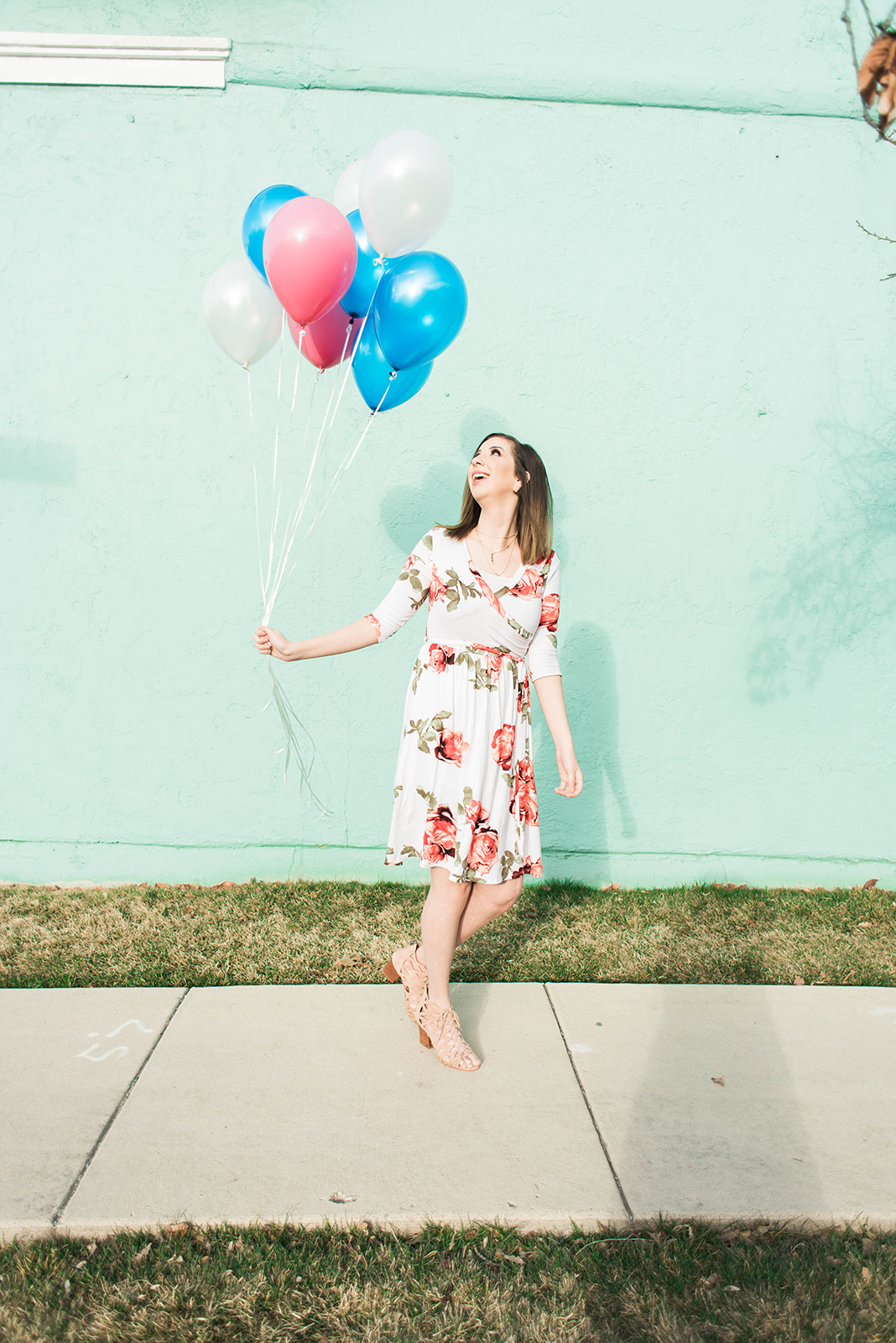 Balloon Photography Idea // Hey There, Chelsie