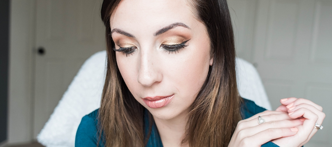 Fool's Gold St. Patrick's Day Makeup Tutorial