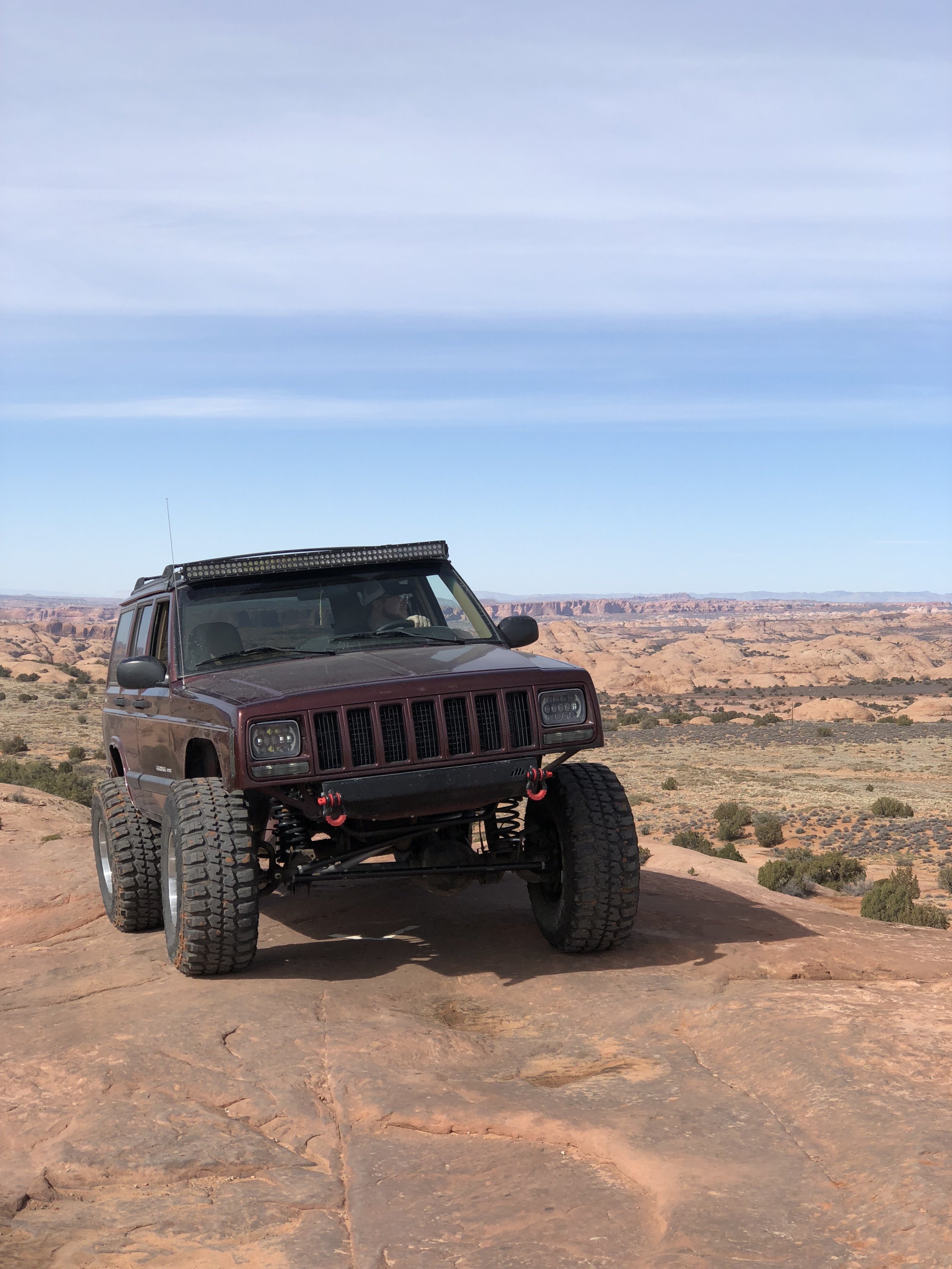 Fins & Things 4X4 Trail in Moab, UT // Hey There, Chelsie