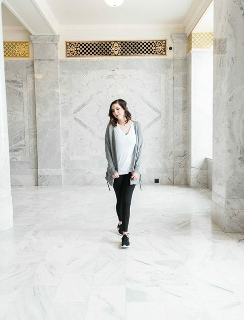 Spring Capsule Wardrobe // Hey There, Chelsie - Salt Lake City Style Blog
