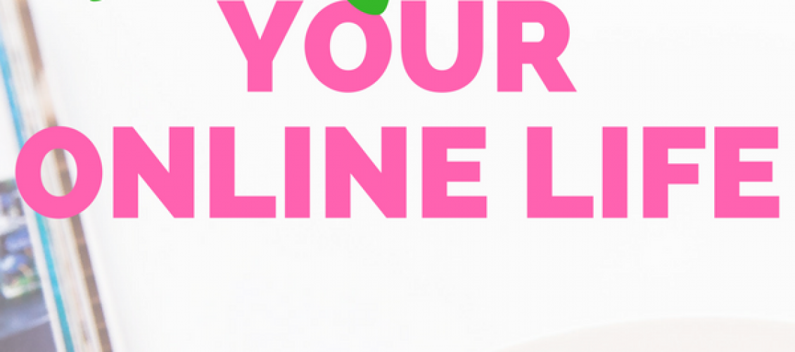 How to Spring Clean your Online Life - #yearofme