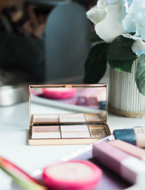 Sleek Cosmetics Highlight Palette - the best drugstore highlight palette // Hey There, Chelsie - a Utah Beauty Blog