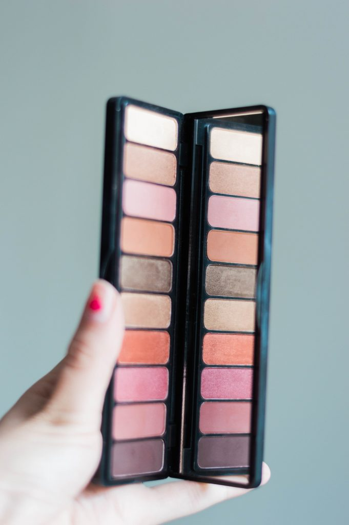 The Best Drugstore Beauty Eyeshadow Palette - included in this round up of best drugstore beauty products // Hey There, Chelsie