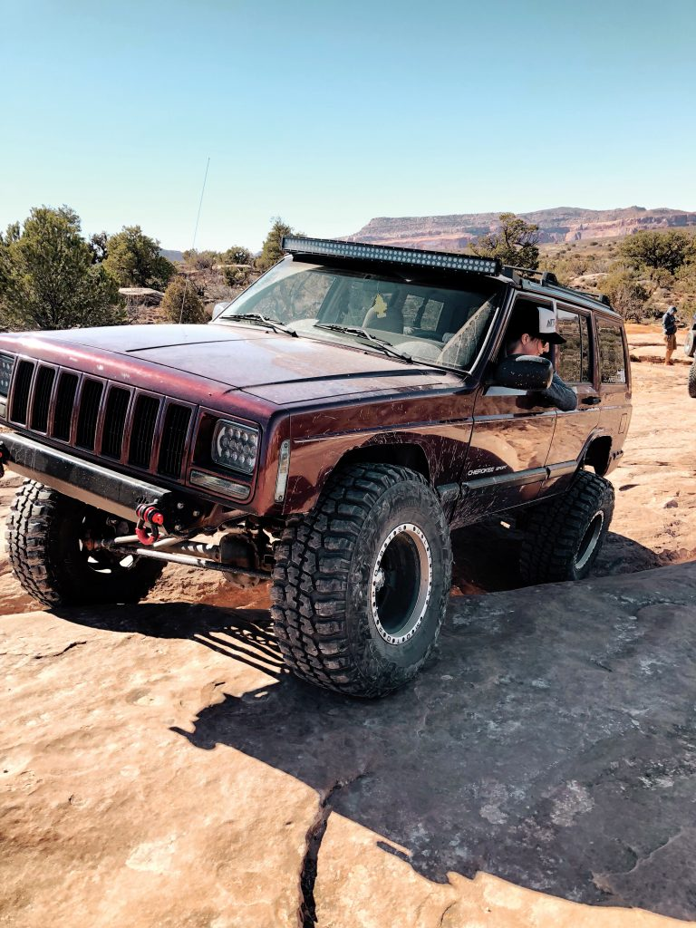 Jeep Guide to Moab // Hey there, Chelsie