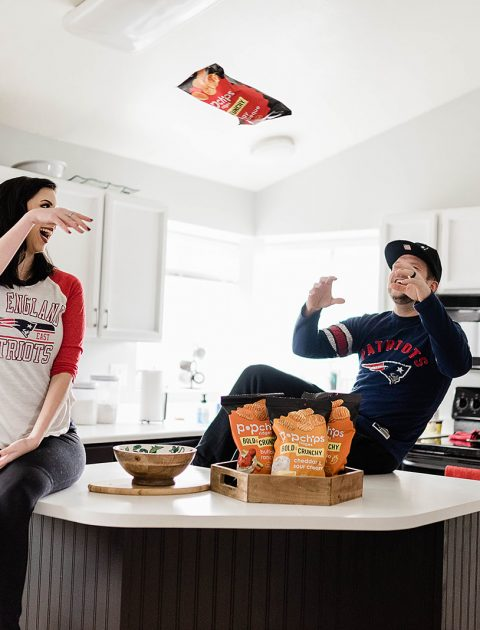 Homegating essentials for the superbowl // Hey There, Chelsie