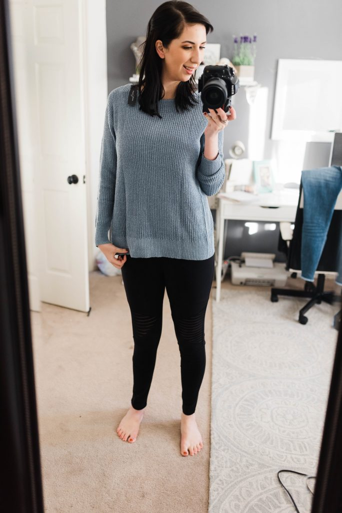 Winter Stitch Fix, with Casual Stitch Fix outfits // Hey There, Chelsie