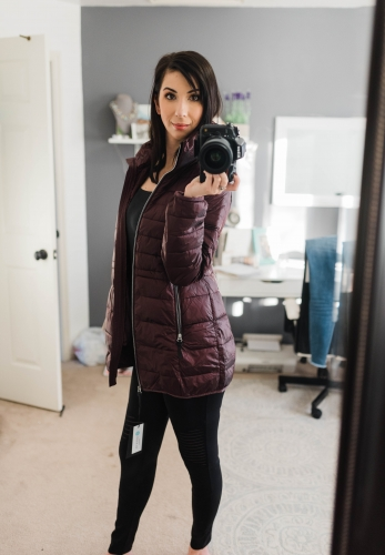 January 2019 Stitch Fix Unboxing & Try-On